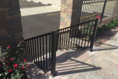 Ornamental Aluminum Railing 2