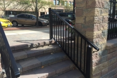 Ornamental Aluminum Railing