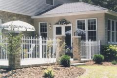 Ornamental Fence 2